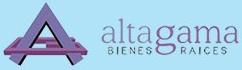 ALTA GAMA BIENES RAICES